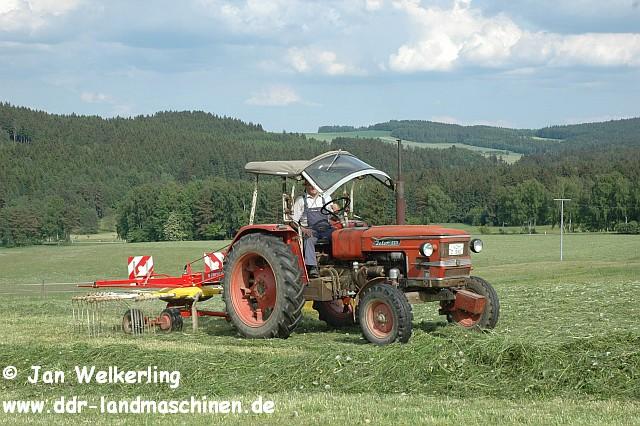 verkauf ddr traktor